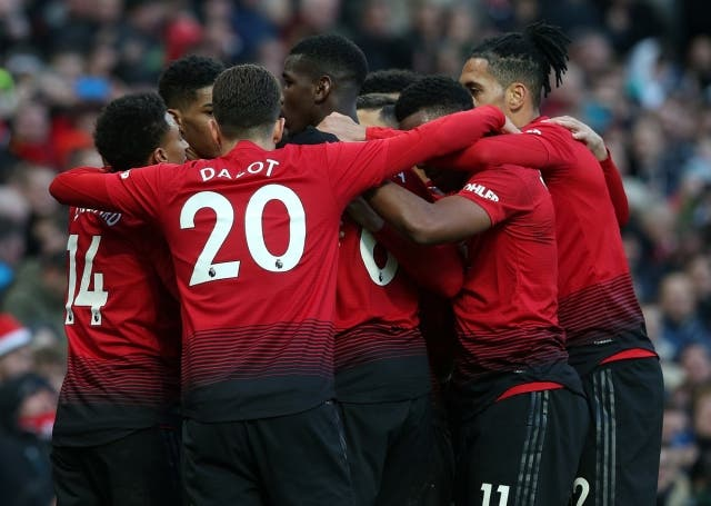 Manchester United 15