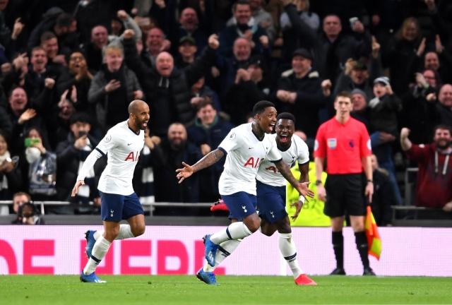 Tottenham 8