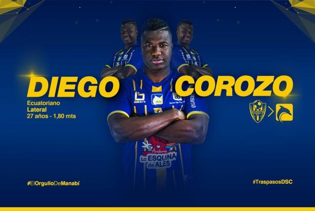 Diego Corozo