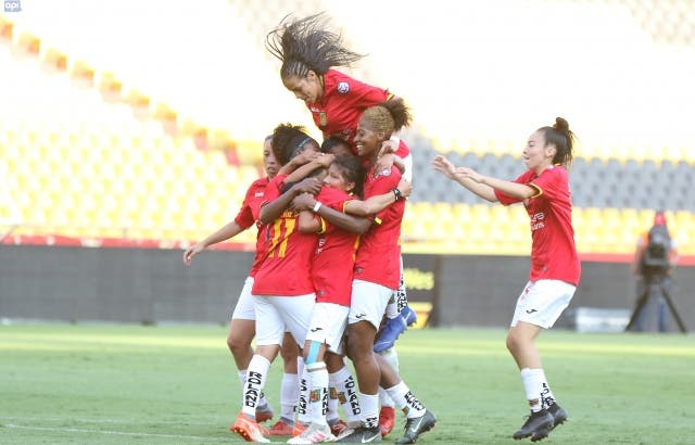 Deportivo Cuenca Femenino 4