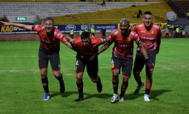 Deportivo Cuenca 7