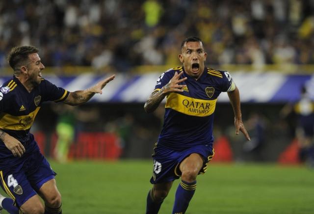 Carlos Tevez 4