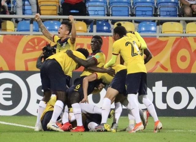 Ecuador Sub 20 6