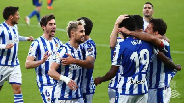 Real Sociedad 2