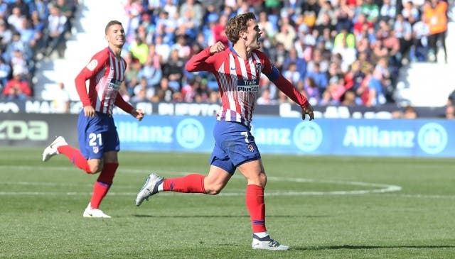 Atletico Madrid 3