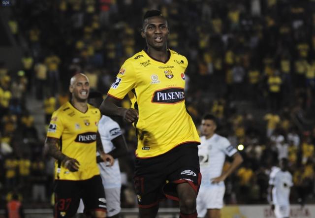 Jose Ayovi 9