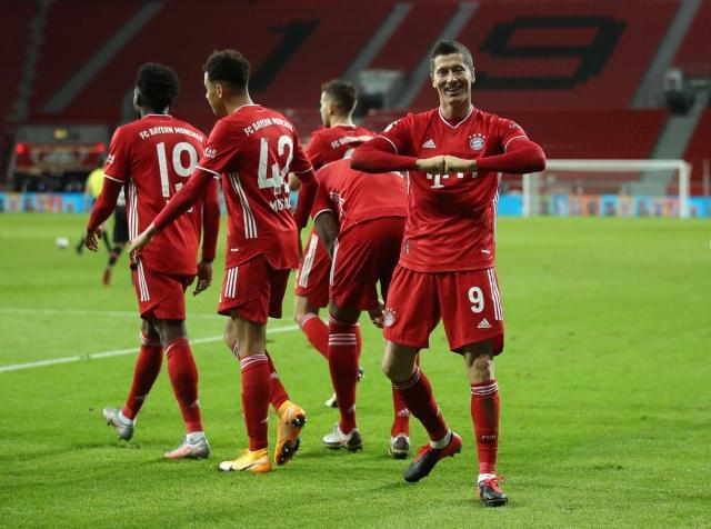 Bayern Munich 14