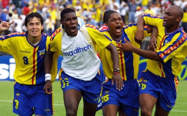 Ecuador 2001
