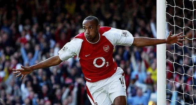 Thierry Henry 7