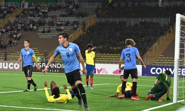Ecuador Sub 17 7
