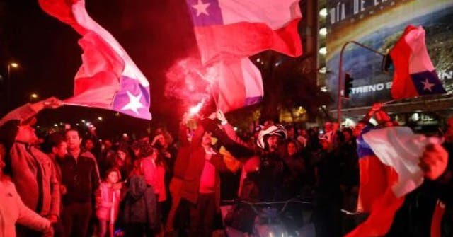 Festejos Chile