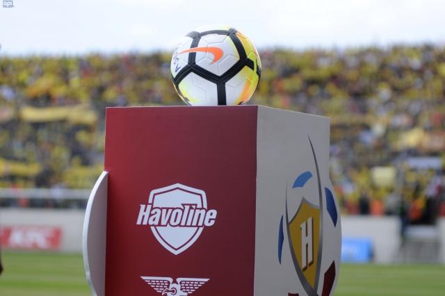 Balón Serie A 2018