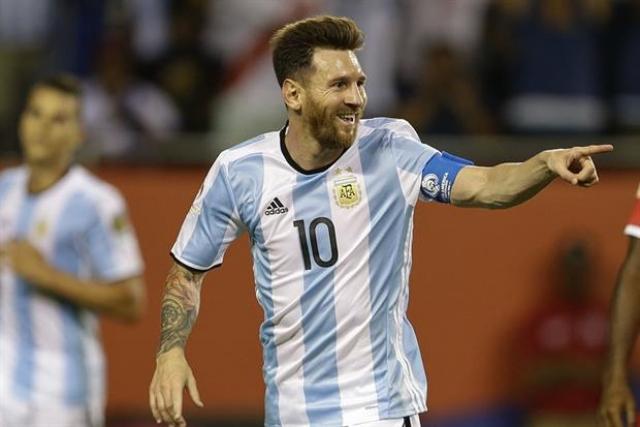 Lionel Messi Sel 6