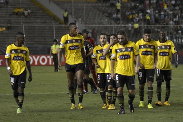 Los canarios se despidieron de la Copa (VIDEO)