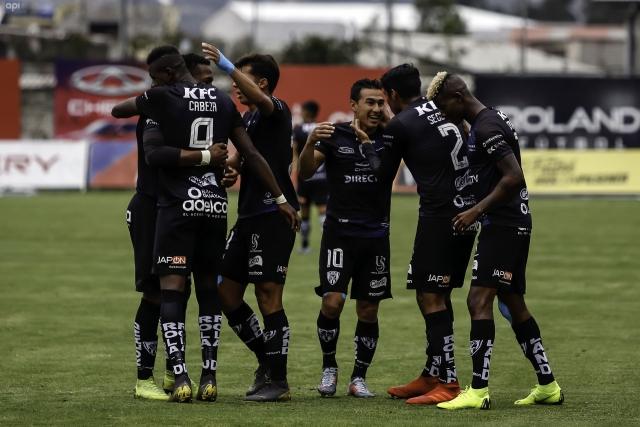 Independiente del Valle 19