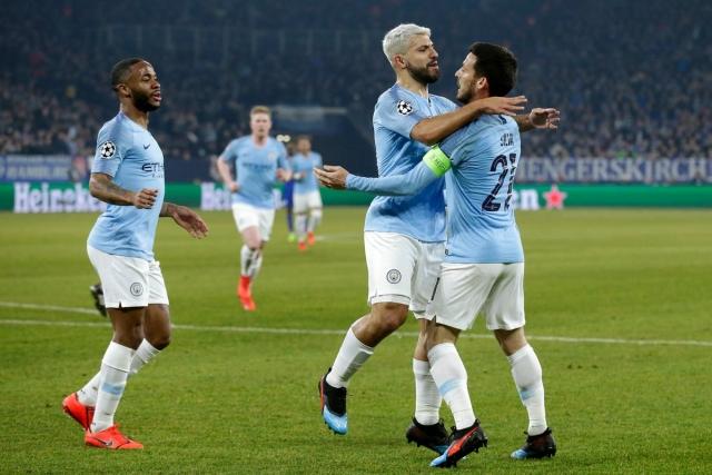 Manchester City 8