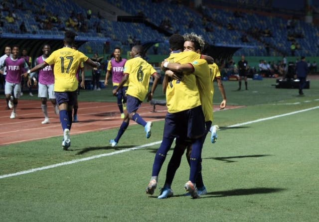 Ecuador Sub 17 4
