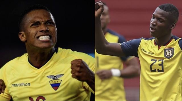 Antonio Valencia Sel 23