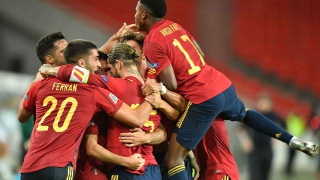 Seleccion España 4