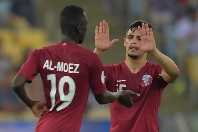 Seleccion Qatar