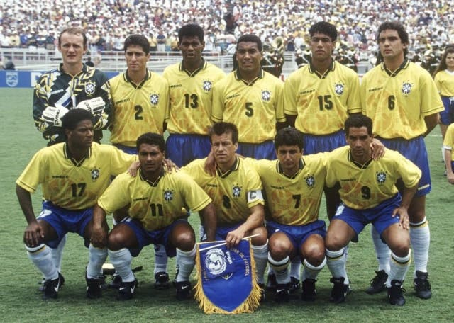 Seleccion Brasil 1994
