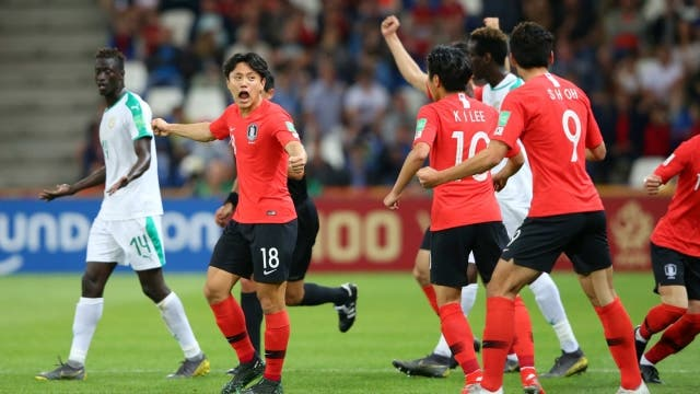 Seleccion Corea del Sur