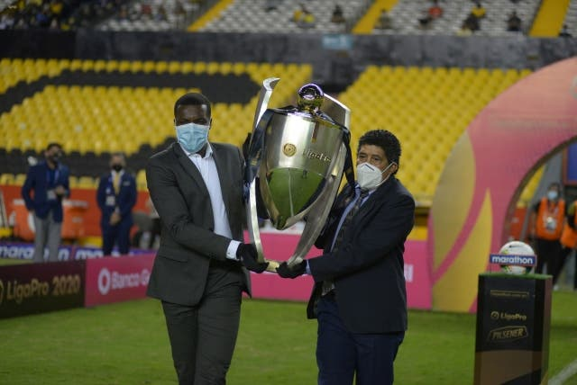 Trofeo Liga Pro 3