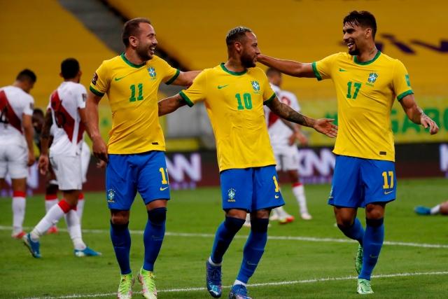 Seleccion Brasil 8