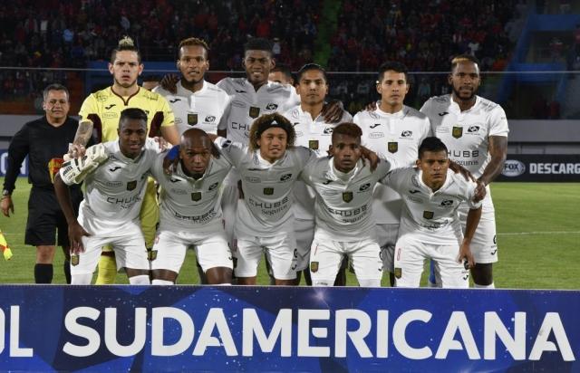 Deportivo Cuenca 30