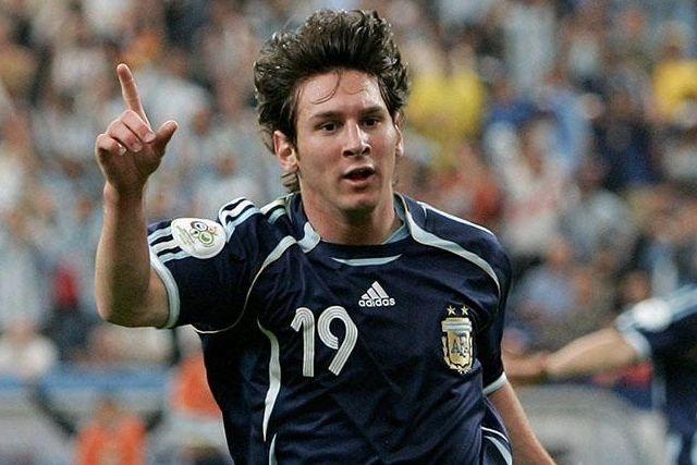 Lionel Messi 21