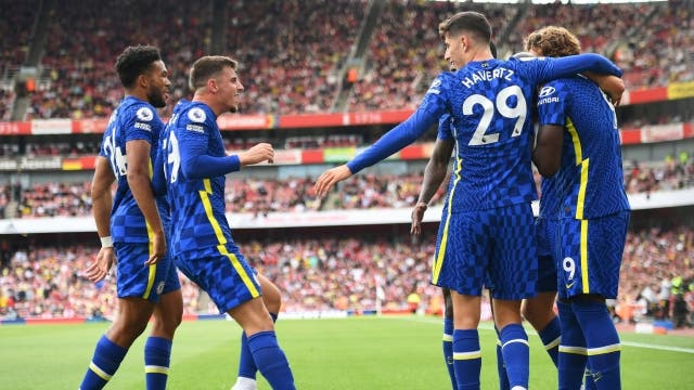 Chelsea 3
