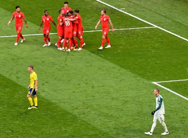 Selección Inglaterra 3