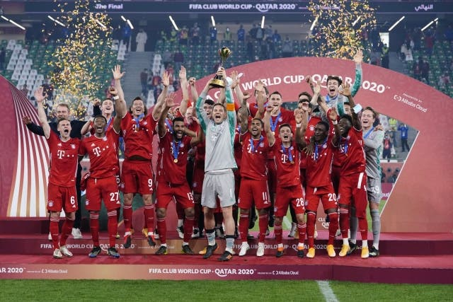 Bayern Munich 16