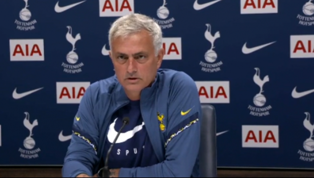 Jose Mourinho 13