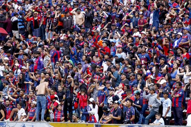 Hinchada Quito 5