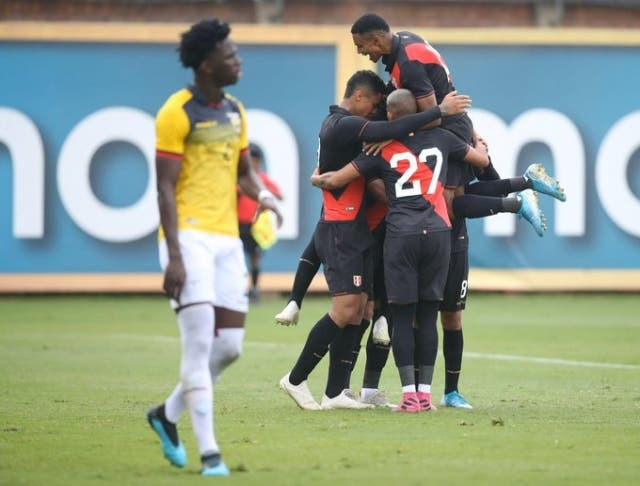 Peru Ecuador Sub 23