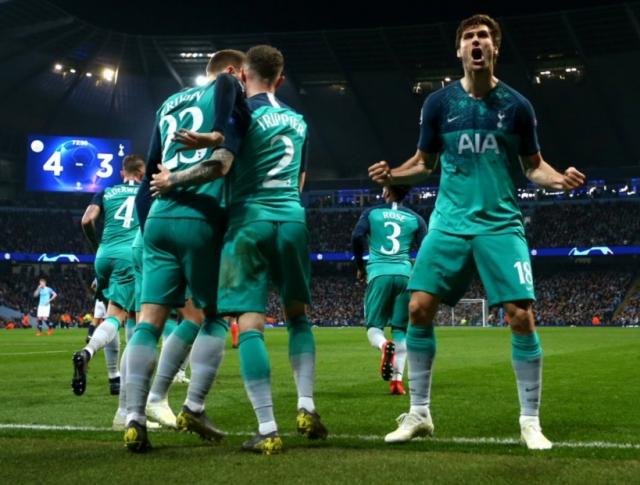 Tottenham 6
