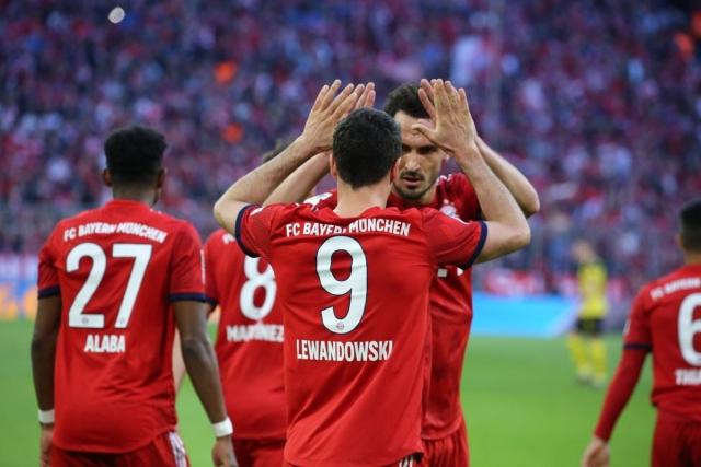 Bayern Munich 12