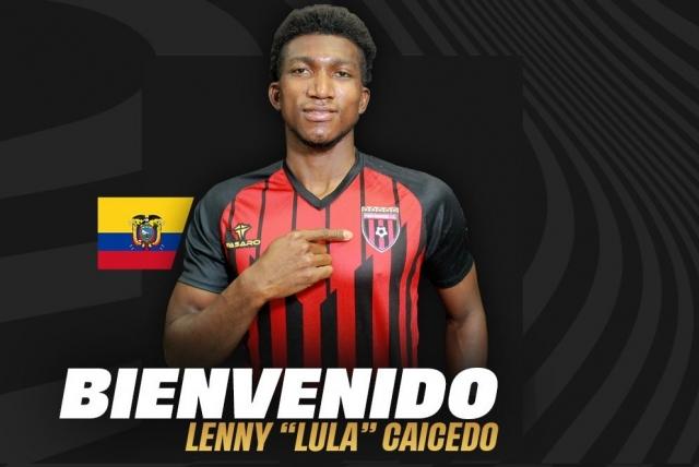 Lenny Caicedo