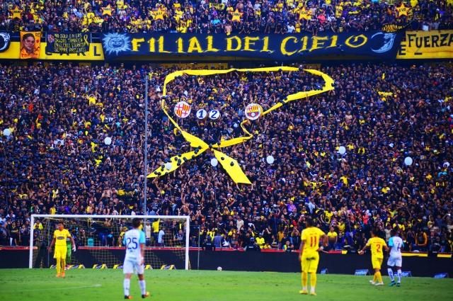 Hinchada Barcelona 17