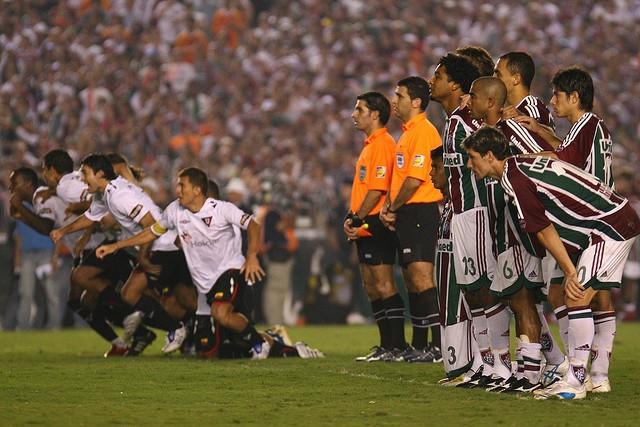 LDU vs Fluminense