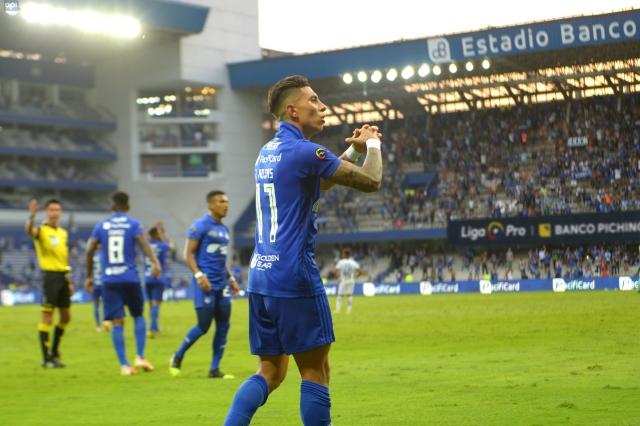 Joao Rojas L 11