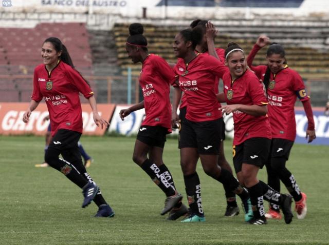 Deportivo Cuenca Femenino