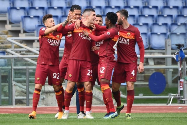 AS Roma 10