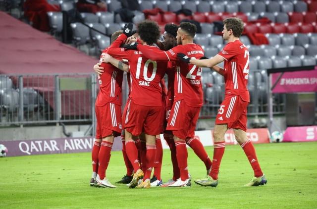 Bayern Múnich 7