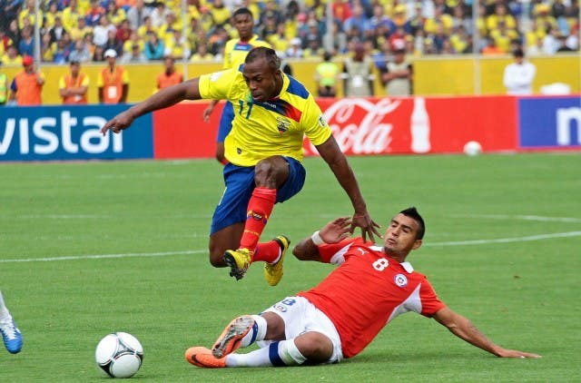 Cristian Benitez Sel 2