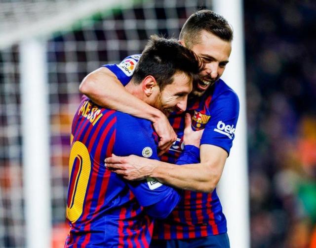 Barça 4