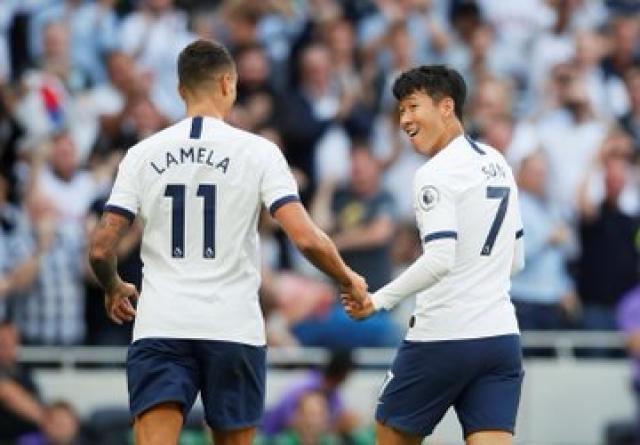 Tottenham 2