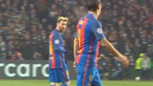 Lionel Messi y Suárez
