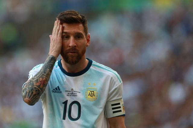 Lionel Messi Sel 8